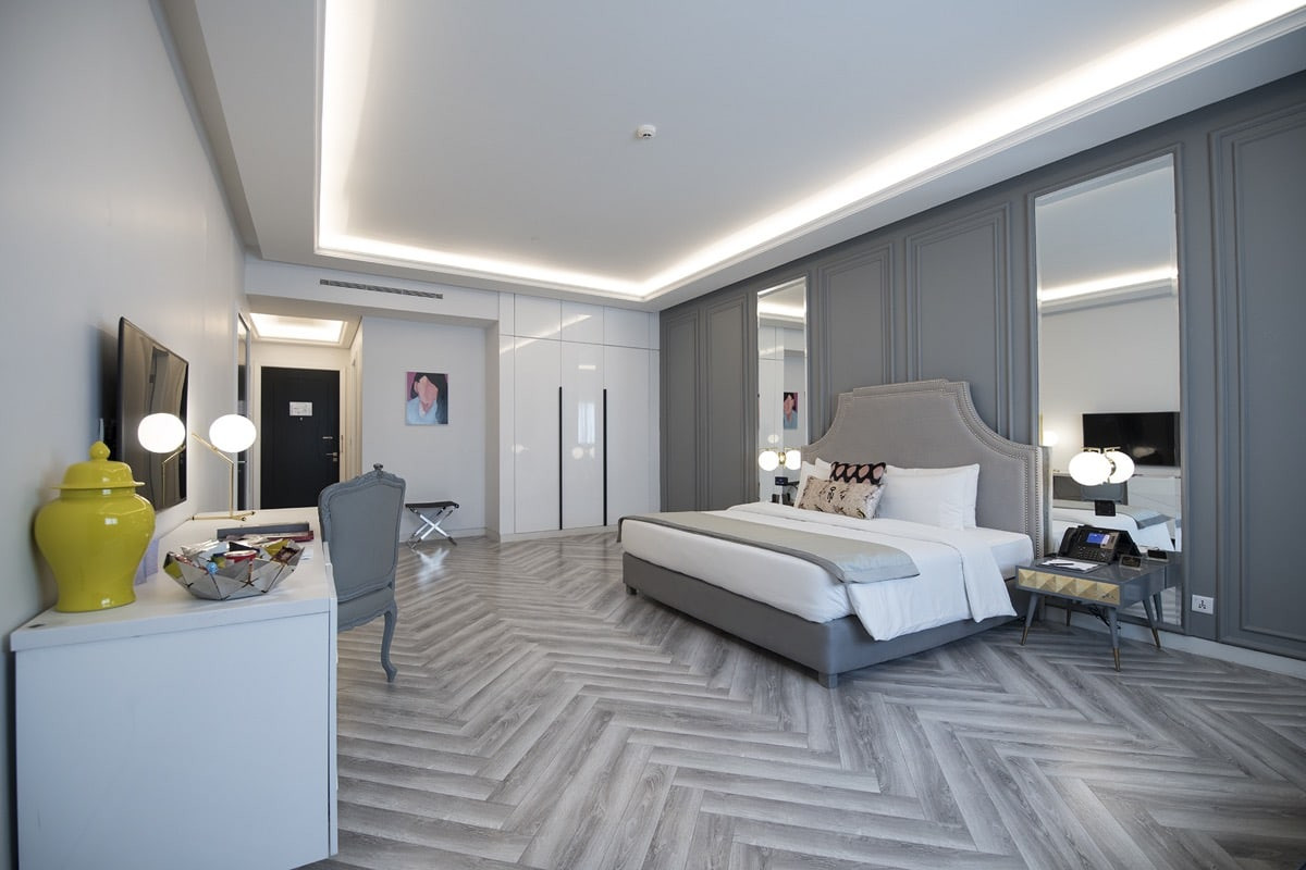 nishat rooms